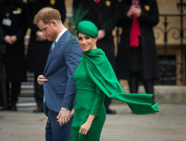 Duke and Duchess of Sussex – Royal Highlights