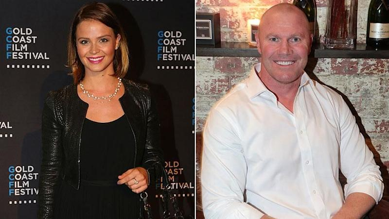 Are Lauren Brant and Barry Hall dating? Photo: Getty Images