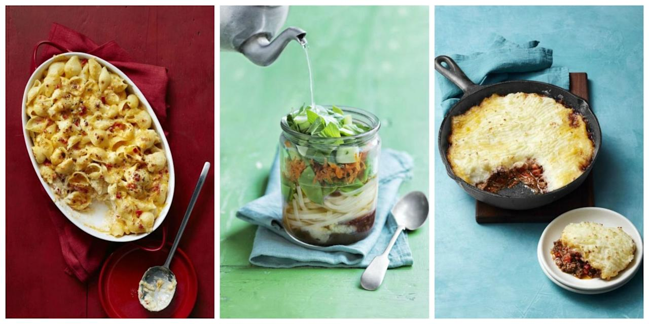 <p>Just a few upgrades turned these dishes from the '40s and '50s into ones you'll want to make (and eat!) today.<span></span></p>