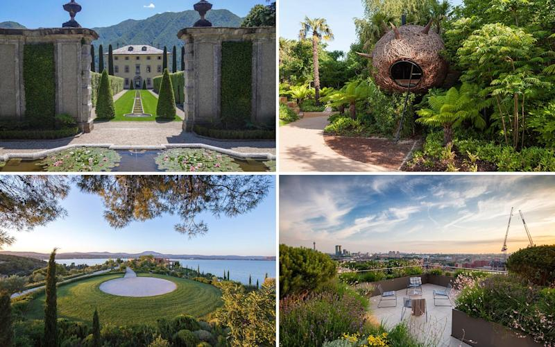 As well as the Grand Award for The Magic Garden at Hampton Court Palace, the Society of Garden Designers presented accolades for healing and learning gardens, international gardens and roof gardens