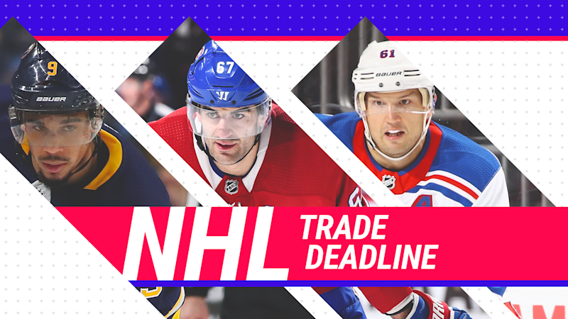 Nhl Trade Rumors Deadline Date Top Targets Latest News As Trade Talks Heat Up