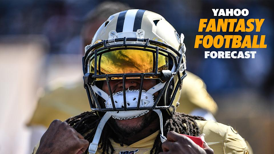 What do we do with Alvin Kamara in fantasy drafts?