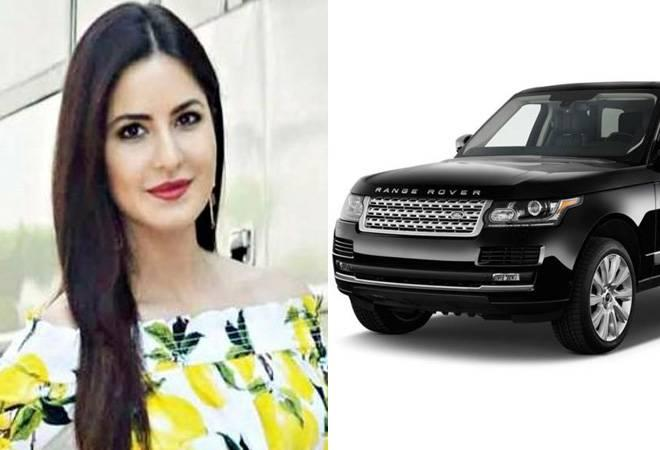 Katrina has apparently also got the licence plate number '8822' for her new car, which is the same as the one on her Audi Q7.