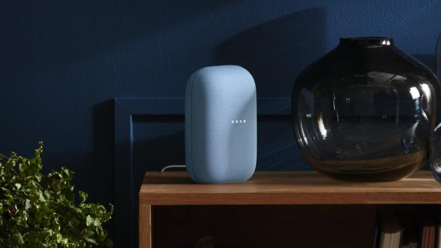 Nest smart speaker