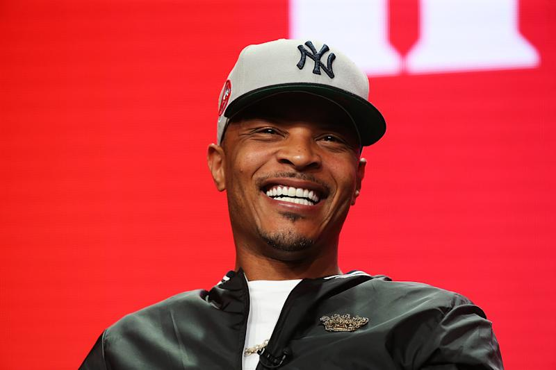 First lady's office calls out T.I