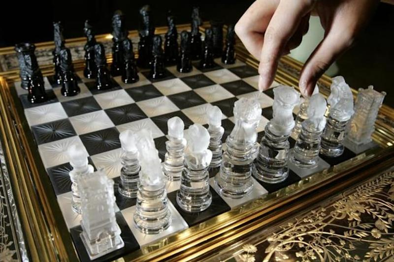 Tripura Man's Online Chess Contests are a Hit amid Covid-19 Lockdown