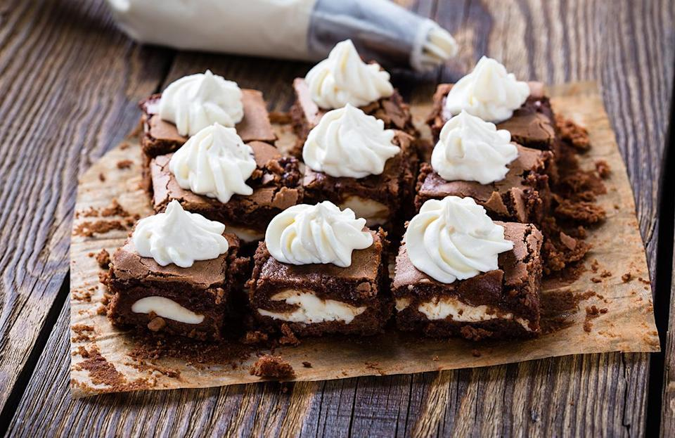 """<p>Cakes piled with buttermilk icing and cookies with whipped cream sandwiched between them are delightful, but in the summer, those dairy-based toppings will melt in the midday sun. Consider some <a href=""""https://www.thedailymeal.com/entertain/15-best-damn-cherry-dessert-recipes-ever-slideshow?referrer=yahoo&category=beauty_food&include_utm=1&utm_medium=referral&utm_source=yahoo&utm_campaign=feed"""" rel=""""nofollow noopener"""" target=""""_blank"""" data-ylk=""""slk:delicious cherry desserts"""" class=""""link rapid-noclick-resp"""">delicious cherry desserts</a> or <a href=""""https://www.thedailymeal.com/entertain/10-no-bake-desserts-summer-parties-slideshow?referrer=yahoo&category=beauty_food&include_utm=1&utm_medium=referral&utm_source=yahoo&utm_campaign=feed"""" rel=""""nofollow noopener"""" target=""""_blank"""" data-ylk=""""slk:no-bake treats"""" class=""""link rapid-noclick-resp"""">no-bake treats</a> instead and keep them indoors until you're ready to serve.</p>"""