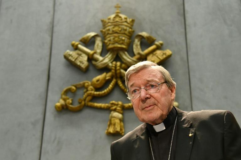 Cardinal Pell arrives in Australia to face sexual offence charges