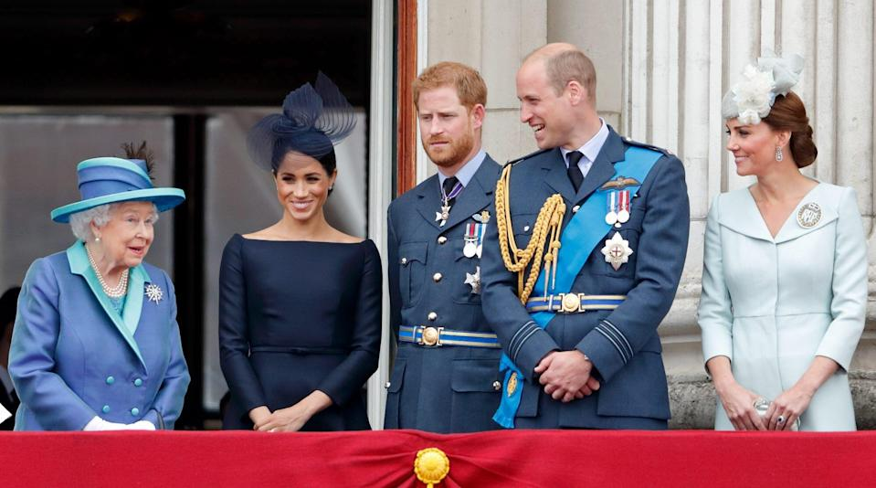 The Queen Reportedly Wanted Prince Harry and Meghan Markle to Move to South Africa