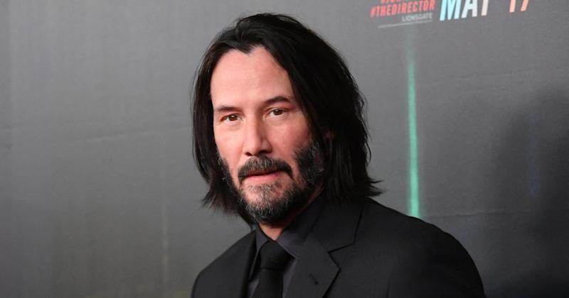 John Wick star Keanu Reeves explains meaning of 'Parabellum'