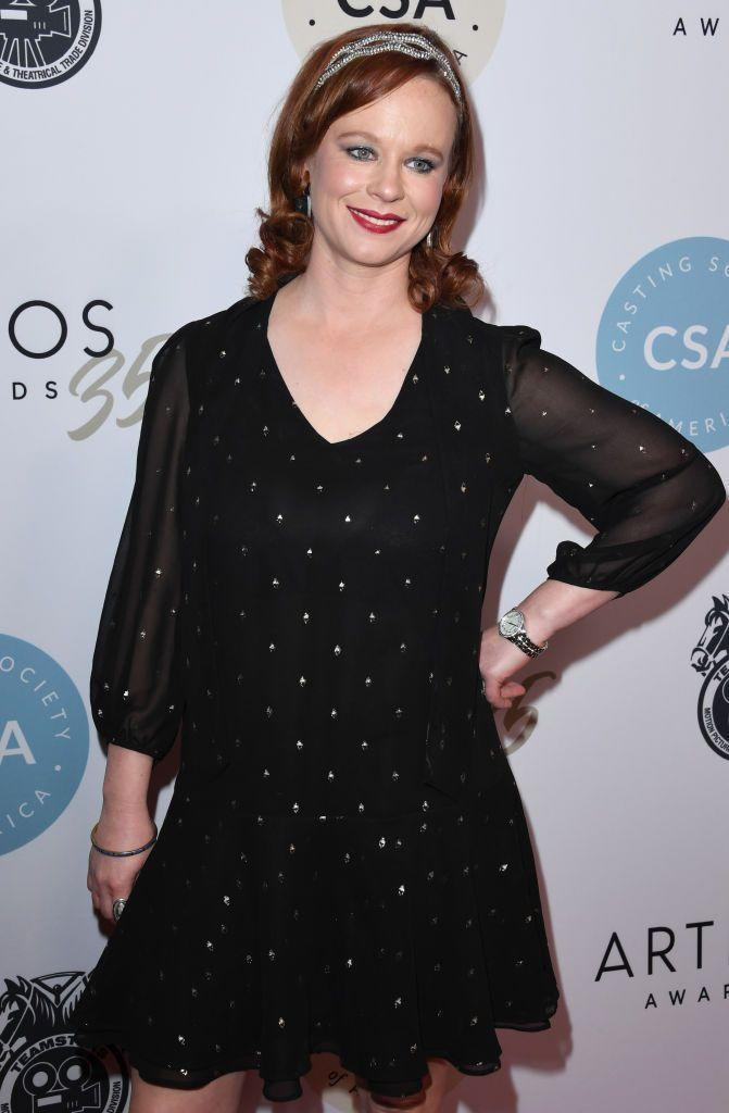 <p>Thora Birch, 38, nabbed a bunch of acting roles as she got older, most notably as Jane in American Beauty, and she's now in The Walking Dead.</p>
