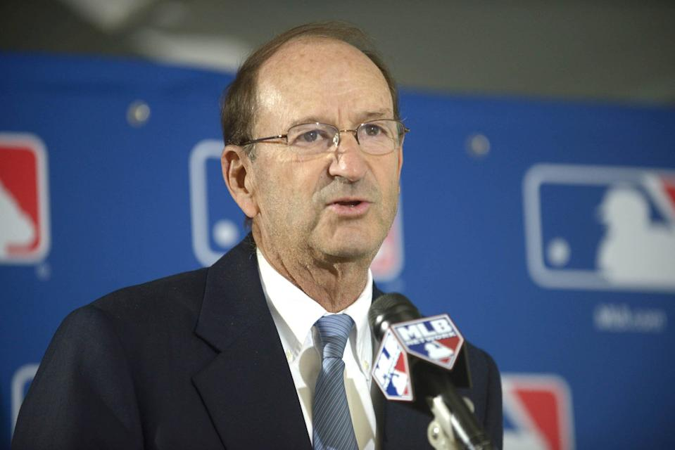 Cardinals owner Bill DeWitt Jr. said Tuesday that owning an MLB team isn't that profitable. (Kevin Richardson/Baltimore Sun/Tribune News Service via Getty Images)