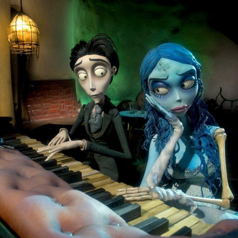 """<p>Just because Halloween is meant to celebrate thrills and chills doesn't mean you can't also indulge in a star-crossed romance, right? This animated Tim Burton love story is your best bet and, best of all, it's totally kid-friendly. </p><p><a class=""""link rapid-noclick-resp"""" href=""""https://www.amazon.com/Burtons-Corpse-Bride-Johnny-Depp/dp/B0091XEGTI/?tag=syn-yahoo-20&ascsubtag=%5Bartid%7C10055.g.29579568%5Bsrc%7Cyahoo-us"""" rel=""""nofollow noopener"""" target=""""_blank"""" data-ylk=""""slk:WATCH NOW"""">WATCH NOW</a><br></p>"""