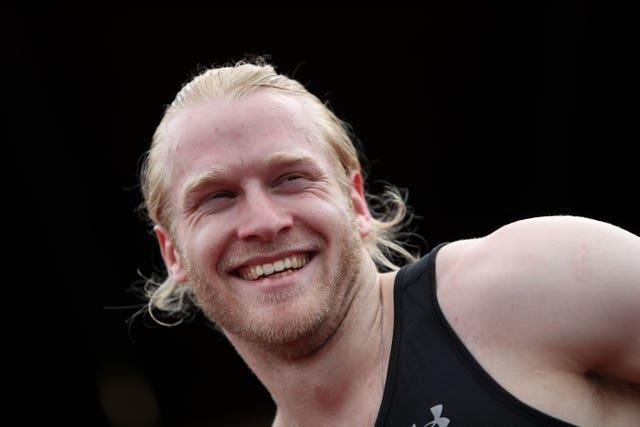Great Britain's Jonnie Peacock is seeking a third successive Paralympic 100m gold