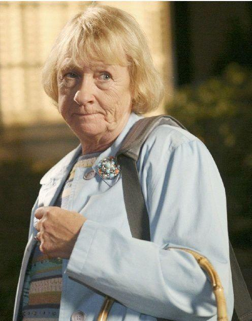 Throughout all eight seasons, Kathryn played Mrs McCluskey, the housewives' elderly neighbour. <br /><br />Although she initially bucked heads with Lynette, she eventually became a confidante for the characters, even getting Bree out of prison in the memorable finale.