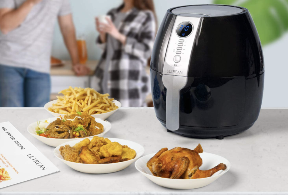 The Ultrean Air Fryer - Amazon, $102 (originally $120)