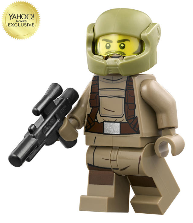Resistance Fighter (Photo: LEGO)