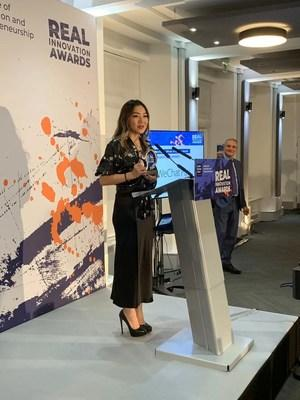 WeChat Pay Wins the People's Choice for the Harnessing the Winds of Change Award at the London Business School Real Innovation Awards 2019
