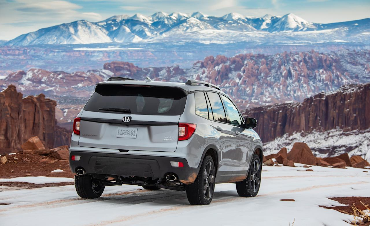 """<p>When automotive manufacturers introduce a new model, one might expect it to be all new. Although <a rel=""""nofollow"""" href=""""https://www.caranddriver.com/honda/passport"""">the 2019 Honda Passport</a> marks the revival of a model name Honda last used 16 years ago on <a rel=""""nofollow"""" href=""""https://www.caranddriver.com/features/g15378078/gone-without-a-trace-these-are-the-forgotten-suvs/?slide=12"""">a mild off-roader that was really a rebadged Isuzu Rodeo</a>, its real mission is to bridge the gap in Honda's lineup between the compact CR-V and the three-row Pilot.</p>"""