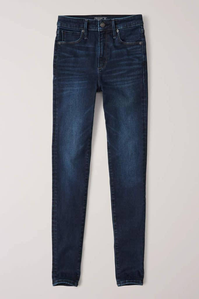 Abercrombie & Fitch, skinny jeans