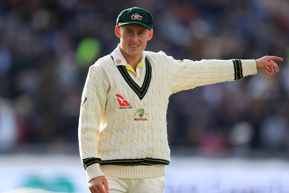 Marnus Labuschagne believes Australia's batsmen will be well-equipped for England's pace bowlers (Mike Egerton/PA) (PA Archive)