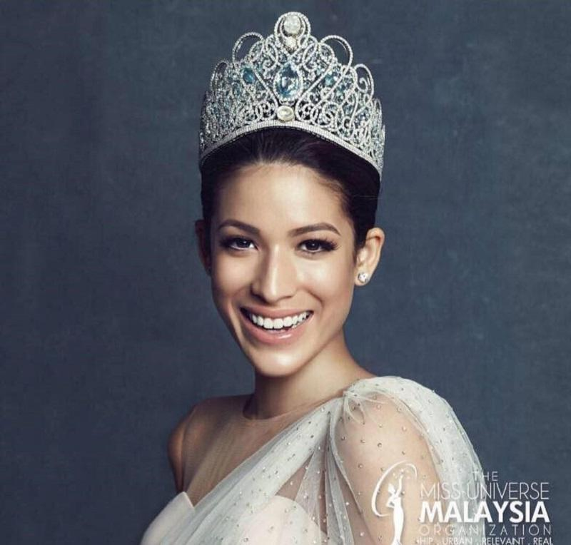Angry Malaysians took to Change.org petition to revoke Samantha Katie James' crown after the former beauty queen wrote a series of racist posts on Instagram. ―Picture via Facebook/SamanthaKayty