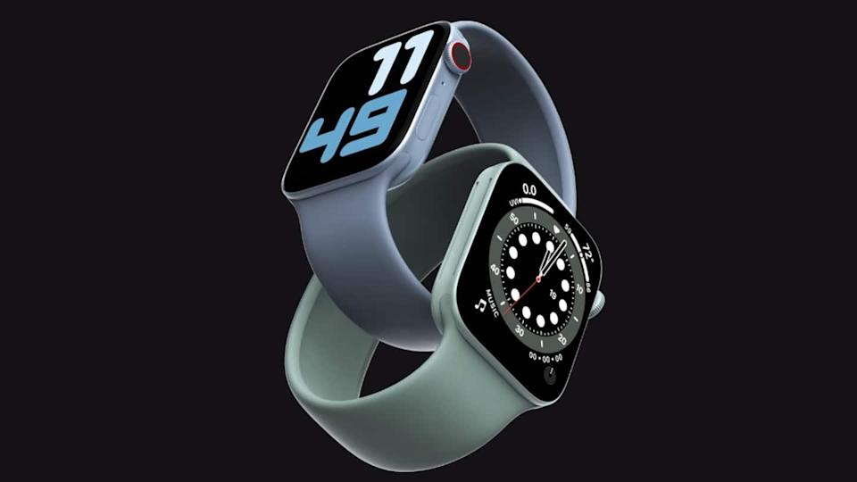 This is how Apple Watch Series 7 will look like