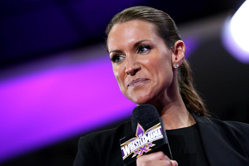 Stephanie Mcmahon Qa I Love To Play The Bad Guy