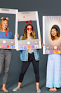 """<p>Your Instagram boyfriend/girlfriend/husband/wife will get a kick out of this idea. To make this customizable costume, pull up Instagram stories and <a href=""""https://www.goodhousekeeping.com/holidays/halloween-ideas/g3863/snapchat-filter-makeup-halloween/"""" rel=""""nofollow noopener"""" target=""""_blank"""" data-ylk=""""slk:select the filter of your choice"""" class=""""link rapid-noclick-resp"""">select the filter of your choice</a>. Point your phone at a blank surface, and take a screenshot. Print it out and cut out a part in the middle for your face. Use makeup and accessories to recreate the filter's effects, whether it's heart sunglasses, dog ears, or another go-to.</p>"""