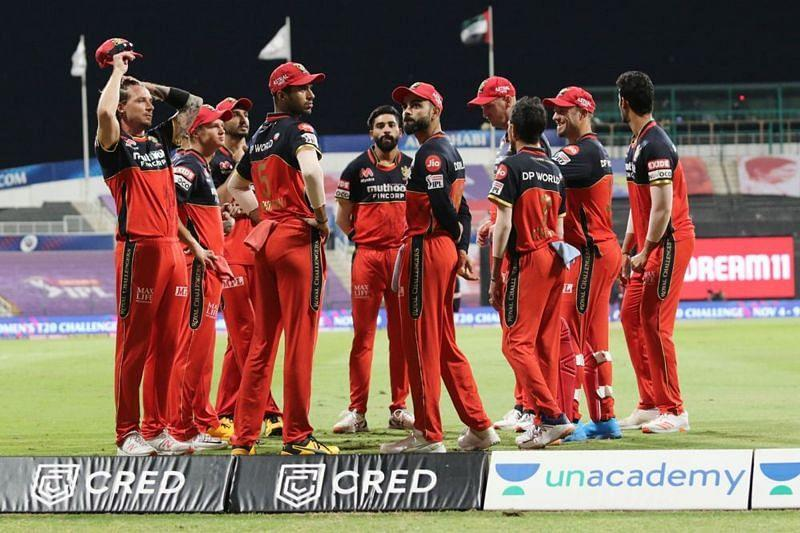 RCB are on 14 points with 2 matches to play (Credits: IPLT20.com)