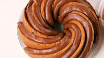"""<p>If Reese's is your favorite Halloween candy, this one's for you.</p><p><em><a href=""""https://www.delish.com/cooking/recipe-ideas/a21347444/chocolate-peanut-butter-bundt-cake-recipe/"""" rel=""""nofollow noopener"""" target=""""_blank"""" data-ylk=""""slk:Get the recipe from Delish »"""" class=""""link rapid-noclick-resp"""">Get the recipe from Delish »</a></em></p>"""