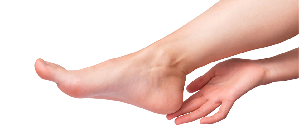 Foot Peels can help remove dead skin in as little as one week (Image via Getty Images).