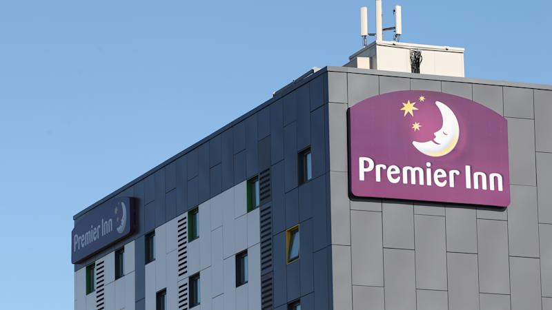 Premier Inn owner warns of drop in business customers outside London