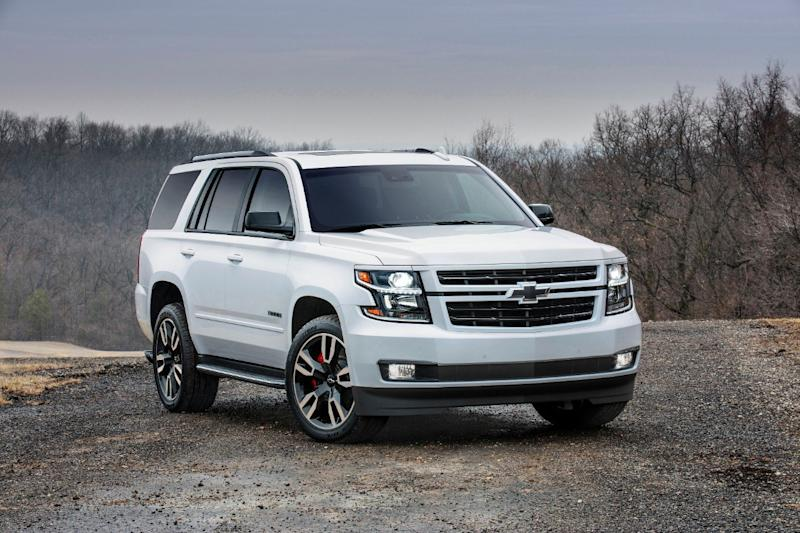 Tahoe Towing Capacity >> I Drove A 70 000 Chevy Tahoe Rst On A Family Road Trip To Put It To