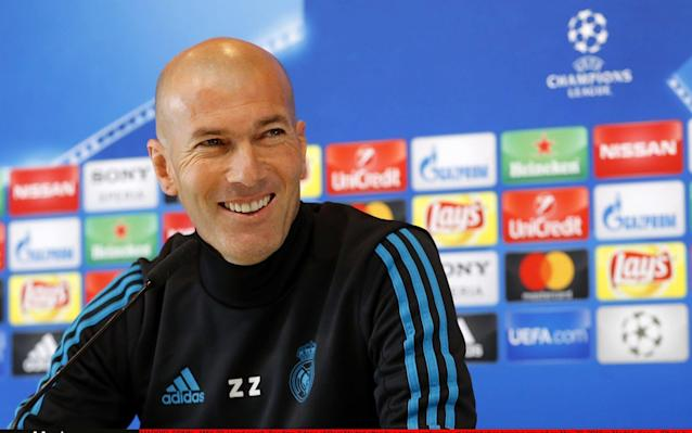 """Zinedine Zidane will eclipse the greatest managers in history if he wins a third consecutive Champions League, but a sneering campaign has shadowed his Real Madrid reign. Only two managers, Bob Paisley and Carlo Ancelotti, have won the European Cup three times, but not in successive years. Despite Zidane being on the threshold of unprecedented success, cynics continue to damn him with faint praise. The Frenchman is often portrayed as the fortunate recipient of an expensively assembled squad, rather than the architect of mesmerising performances. For those who know him, the withering assessments of his work are fed by jealousy and ignorance. """"He doesn't get enough credit. He took over a struggling, dysfunctional team,"""" says Steve McManaman, Zidane's former team-mate at the start of the glorious Galactico era at the turn of the century. """"The players were not happy when he was appointed. He has gone on to win two Champions Leagues. If Pep Guardiola had done this people would be singing from rooftops. """"He does not pat himself on the back enough. He is similar as a manager as a player. He is not outspoken. He gives nothing away. Not extravagant in interviews, but always graceful. McManaman used to play with Zidane Credit: getty images """"If he wins, everyone says it is down to players, but he is the one who has turned them into a happy bunch. """"I understand some managers don't appear to be so proactive – I had that when I played under Vicente del Bosque. He was not a shouter or a super architect with elaborate training sessions, but he kept the camp happy and everyone knew where they stood. He did not feel the need to give chest-thumping speeches. He let the leaders in the dressing room – the Spanish players – do all that. Zizou looks like he has taken the same approach. """"On the pitch, it is Sergio Ramos, or Cristiano Ronaldo who are the leaders. """"The ability to control and mould that is a management skill as important as any when you have such a strong dressing room. You c"""