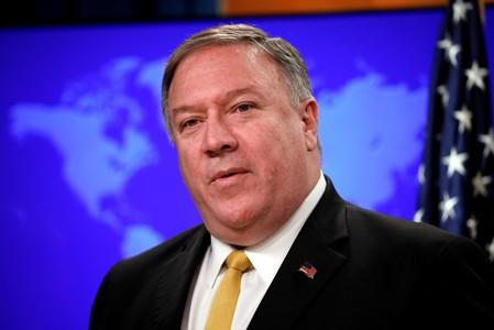 Pompeo launches commission to study human rights role