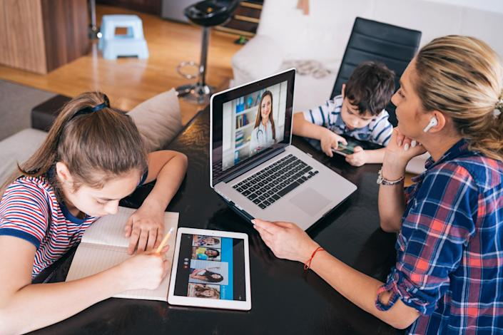 Third of parents admitted they're as much to blame for higher bills over summer months: iStock