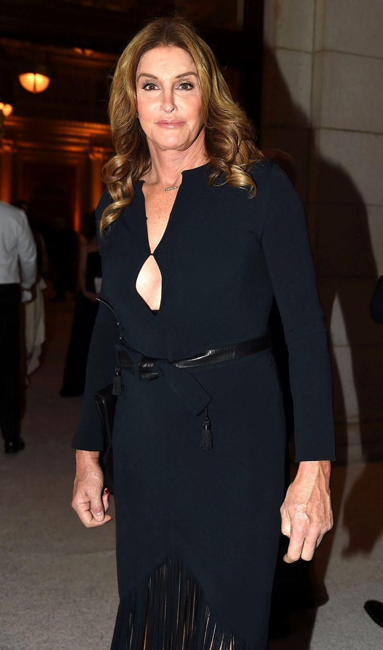 Caitlyn has met Donald many times and he reassured her he was a supporter of the LGBT community (Photo: Clint Spaulding/WWD/REX/Shutterstock)