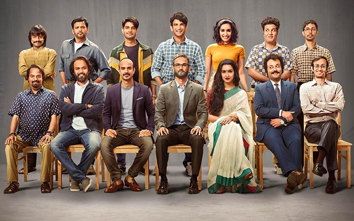 Meet the cast of 'Chhichhore'