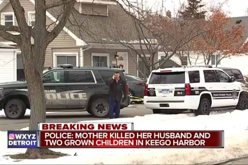 Lauren Stuart and her family were found dead in their Keego Harbor home Friday