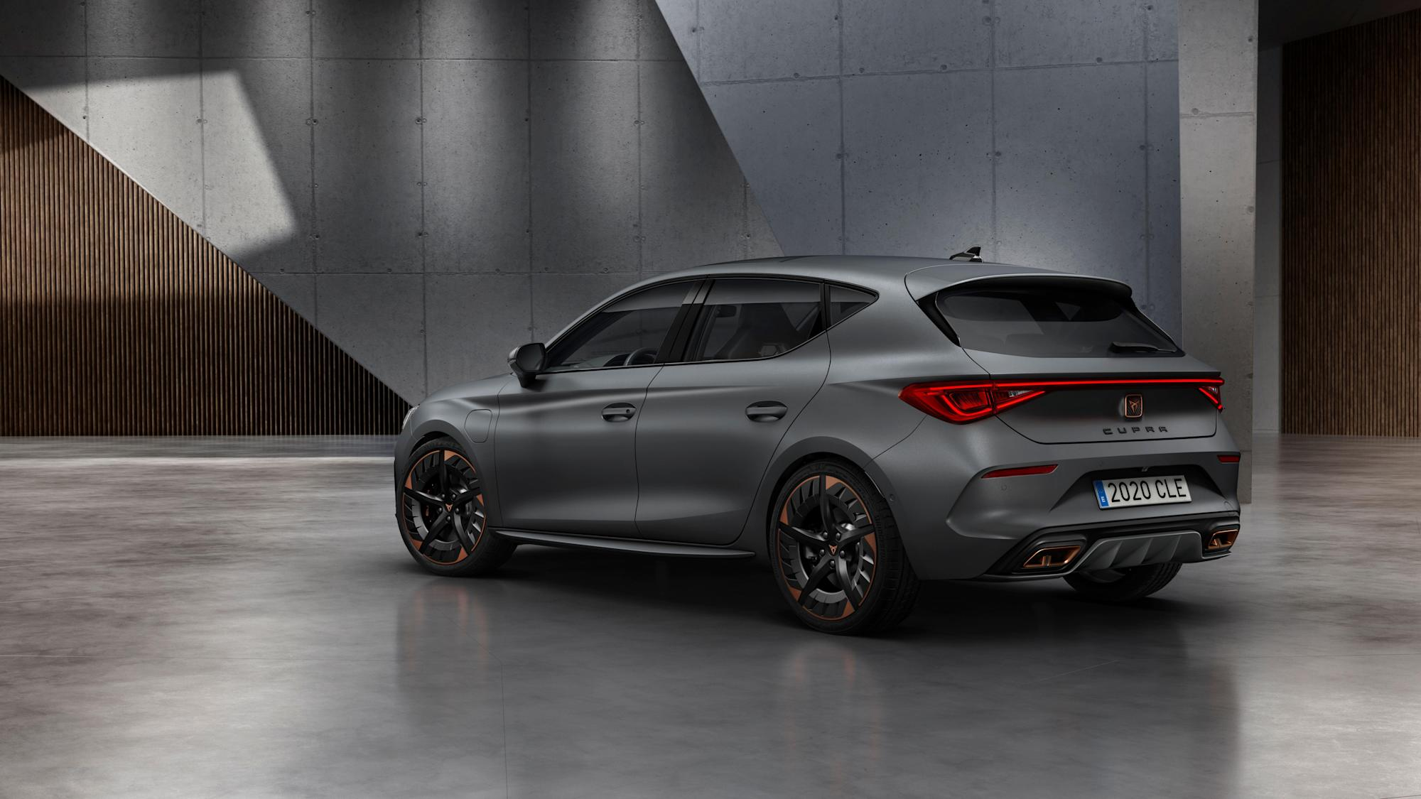 Cupra releases prices and specs for new Leon