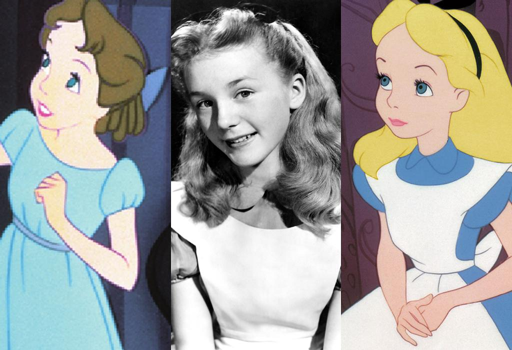 Wendy and Alice in Wonderland = Kathryn Beaumont