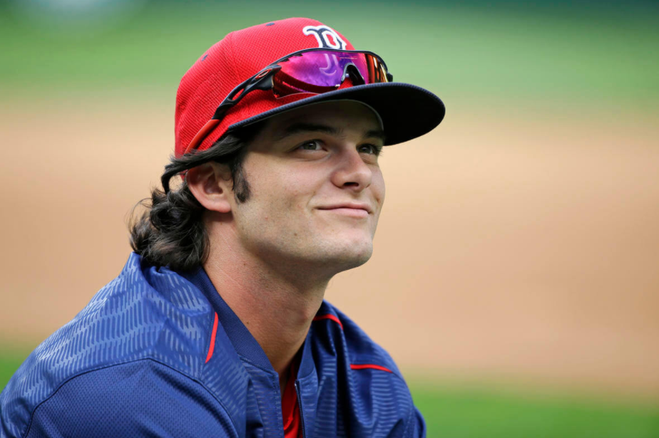 Boston expects big things from rookie Andrew Benintendi