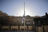 Israel observes a day of mourning after dozens were crushed to death at a religious festival