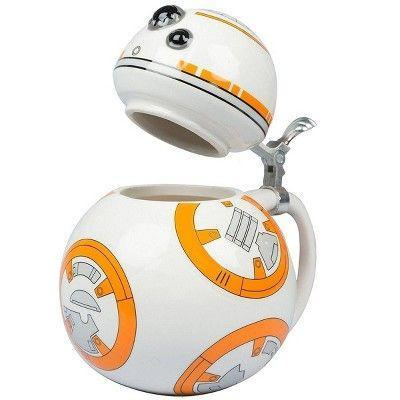 """<p><strong>Star Wars</strong></p><p>target.com</p><p><strong>$43.99</strong></p><p><a href=""""https://www.target.com/p/seven20-star-wars-the-force-awakens-bb-8-22-oz-ceramic-stein/-/A-76183008"""" rel=""""nofollow noopener"""" target=""""_blank"""" data-ylk=""""slk:BUY NOW"""" class=""""link rapid-noclick-resp"""">BUY NOW</a></p><p>Officially never drinking out of anything else. </p>"""