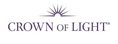 Crown of Light Logo (PRNewsfoto/Crown of Light)