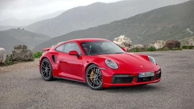 2021 Porsche 911 Turbo S Coupé: First Drive