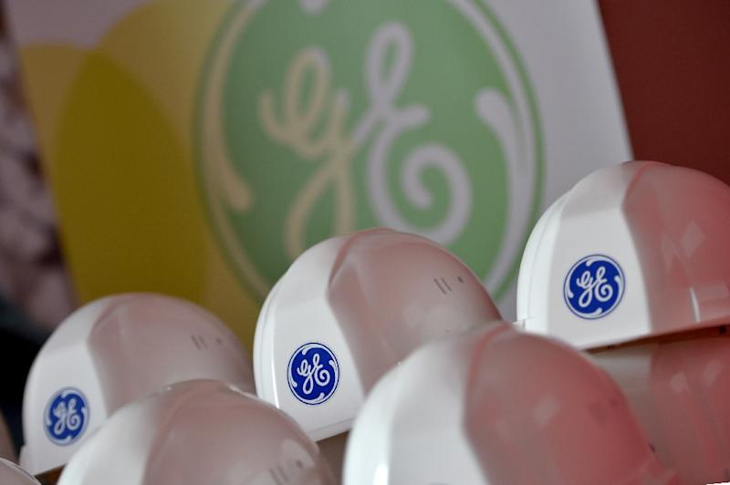 GE's new CEO Lawrence Culp is trying to lead a turnaround at the ailing industrial giant (AFP Photo/LOIC VENANCE)
