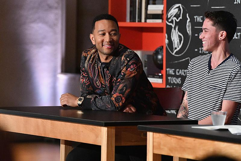 "John Legend has some powerful things to say about what it means to ""be a man"" in 2017"