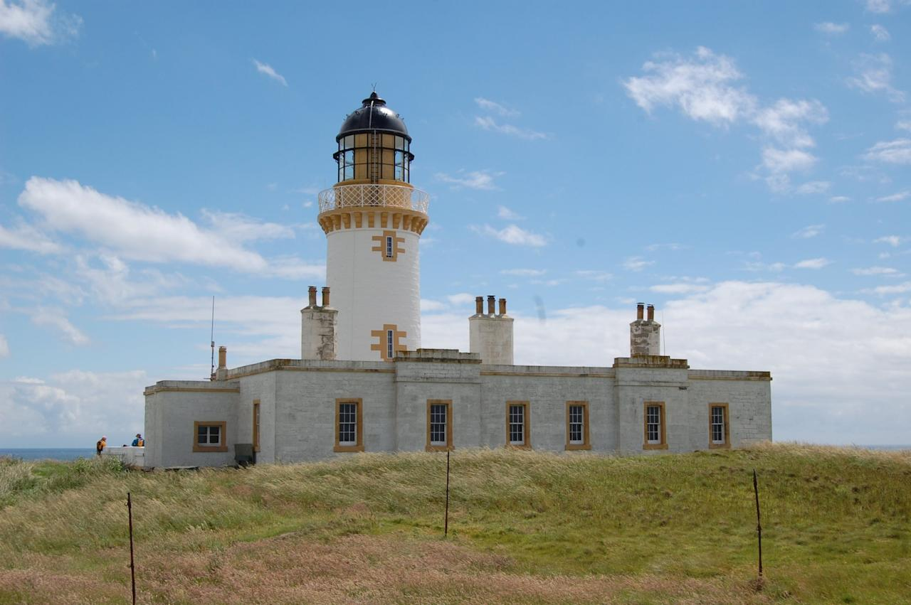 <p>Little Ross Island, off the coast of south west Scotland, is up for grabs for £325,000 – about the same price as a two-bedroom flat in Edinburgh city centre. </p>